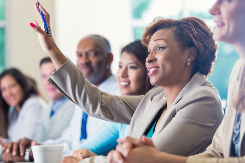 Let's get women into the boardroom