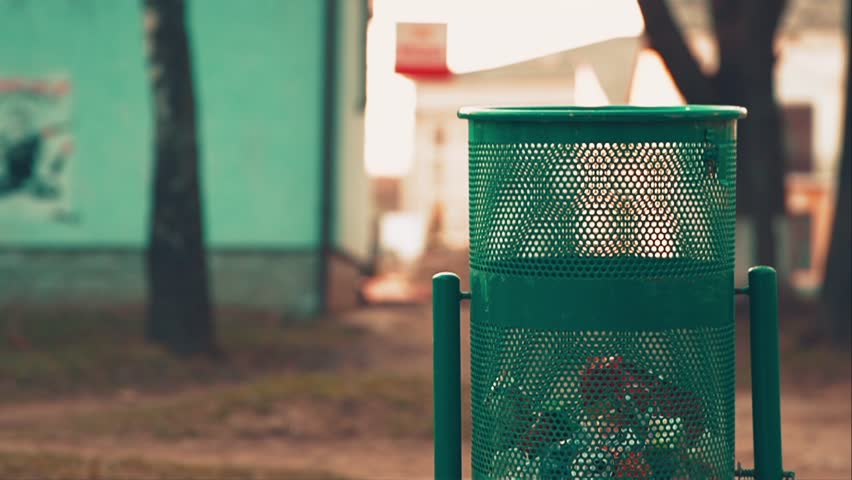 Do you have a refuse problem?
