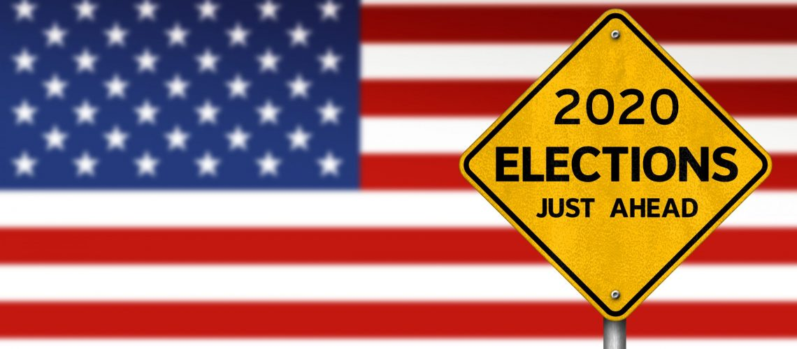 2020 ELECTIONS - presidential election in America