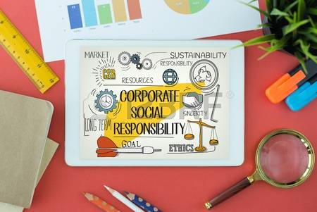 What is the HR Role in promoting Corporate Social Responsibility?