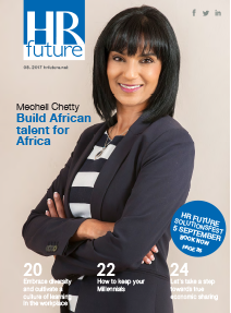 HR Future August 2017 cover