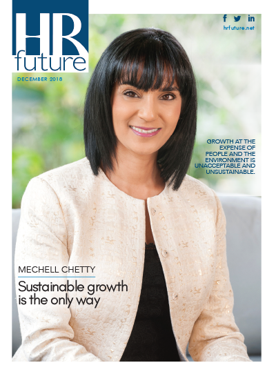 HR Future December 2018 cover