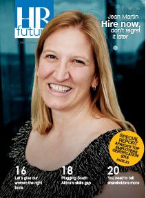 HR Future November 2017 magazine issue cover