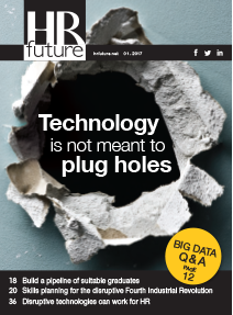 January 2017 HR Future cover