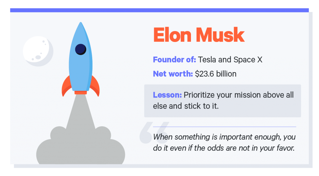 13 Lessons from the experiences of self-made Billionaire Founders